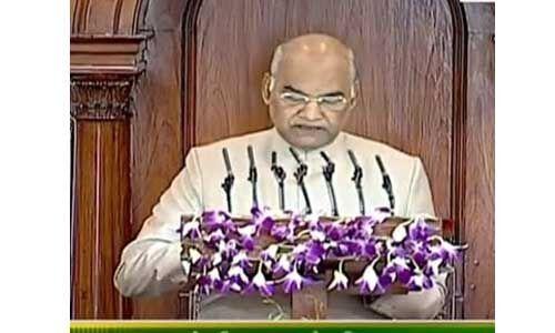 78 महिला सांसदों का चुना जाना नए भारत की तस्वीर : राष्ट्रपति