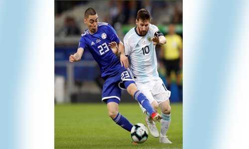 कोलम्बिया ने कतर को 1-0 से हराया