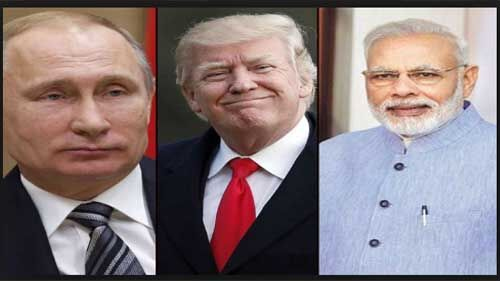 प्रधानमंत्री मोदी ने ट्रंप, पुतिन को पछाड, जानें क्या है मामला