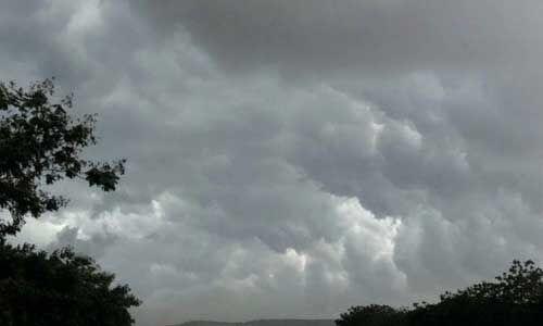 वायु तूफान के कारण मॉनसून में हुई देरी