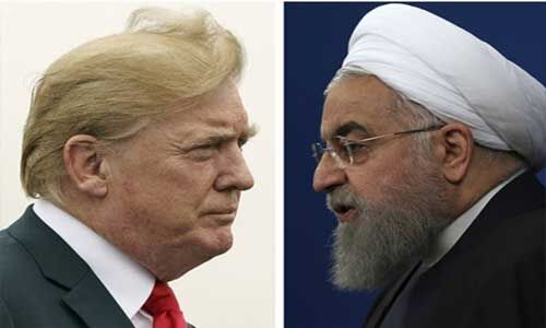 ट्रंप की धमकी पर ईरान ने किया पलटवार, जानें क्या है कहा