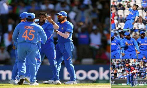 भारत ने अफगानिस्तान को 11 रनों से मैच हराया