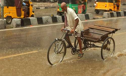 उत्तर प्रदेश के दक्षिणी पूर्वी हिस्से में मानसून ने किया प्रवेश, इन जगहों पर हुई बारिश