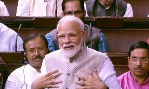 गलतियों को स्वीकारने की जिनकी आदत नहीं होती वो फिर EVM पर ठीकरा फोड़ते हैं : प्रधानमंत्री