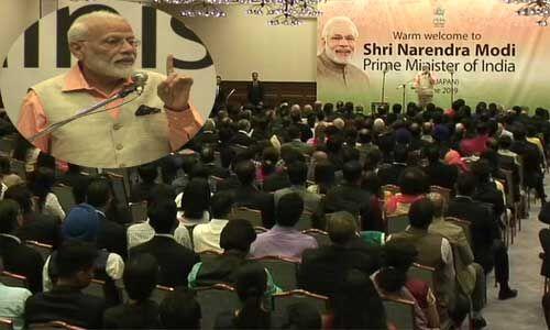 जी-20 समिट : जापान में प्रधानमंत्री मोदी बोले - अवसरों का गेटवे बना भारत