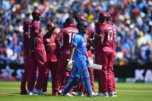 सेमीफाइनल की दौड़ से बाहर होने वाली तीसरी टीम बनी वेस्टइंडीज