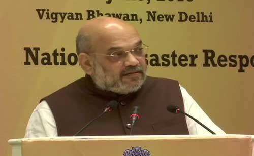 एनडीआरएफ को न केवल एक मंत्री के रूप में बल्कि एक नागरिक के रूप में भी धन्यवाद देना चाहता हूं : गृहमंत्री शाह