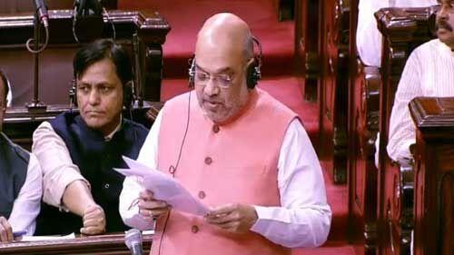 जम्मू कश्मीर में राष्ट्रपति शासन बढ़ाने की सदन से मिली मंजूरी