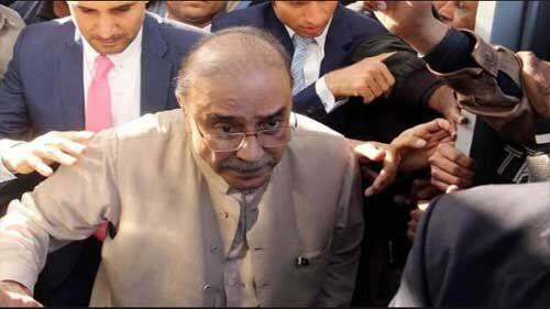 पाक के पूर्व राष्ट्रपति को भ्रष्टाचार के एक अन्य मामले में गिरफ्तार