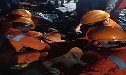 महाराष्ट्र में भारी बारिश के बीच फटा तिवेर डैम, दो लोगों की मौत, 22 लापता