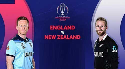 विश्व कप : न्यूजीलैंड के 125 रन पर गिरे 5 विकेट, इंग्लैंड की जीत की संभावना बढ़ी
