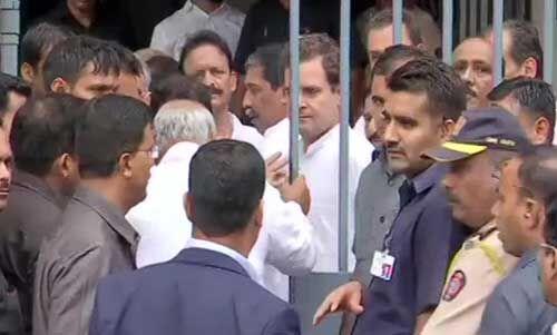 RSS मानहानी मामले में राहुल गांधी को मिली जमानत