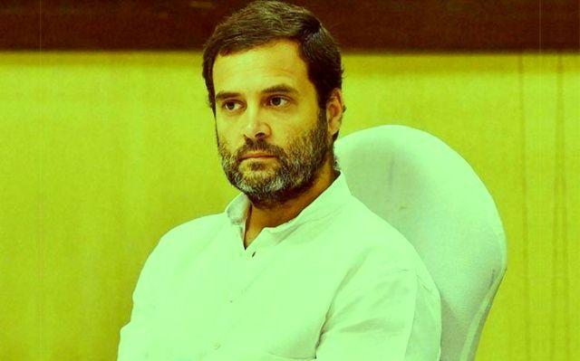 राहुल जी आपने इस्तीफा दिया ही क्यों ?
