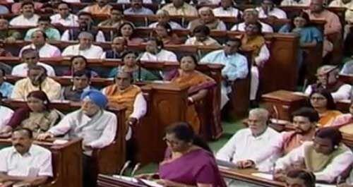 बजट 2019 : महिलाओं के विकास के बिना देश का विकास नहीं हो सकता है - वित्त मंत्री