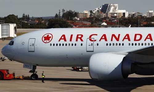 कैनेडियन विमान वायुमंडलीय विक्षोभ की चपेट में आया, 35 यात्री घायल