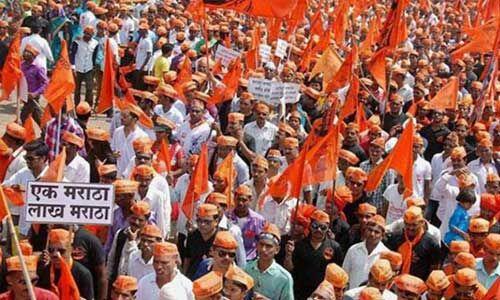 मराठा आरक्षण मामला : सुप्रीम कोर्ट ने महाराष्ट्र सरकार को भेजा नोटिस
