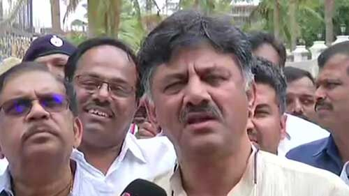 कर्नाटक नाटक : कांग्रेस के बागी विधायक के तेवर हुए नरम