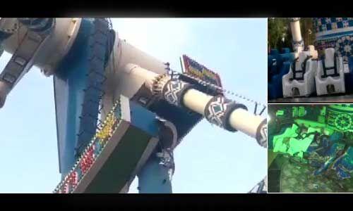 अहमदाबाद में हुआ बड़ा हादसा, एडवेंचर पार्क में झूला टूटने से 2 की मौत, 26 घायल