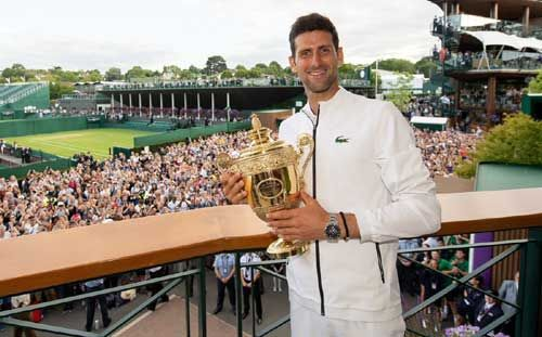 जोकोविच ने जीता विंबलडन का खिताब