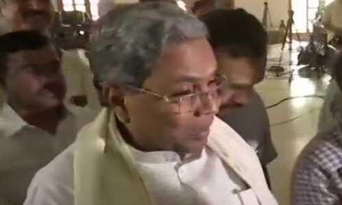 कांग्रेस नेता सिद्धरमैय्या ने कहा - कर्नाटक सीएम कुमारस्वामी ने रखा विश्वास प्रस्ताव, 18 जुलाई को चर्चा
