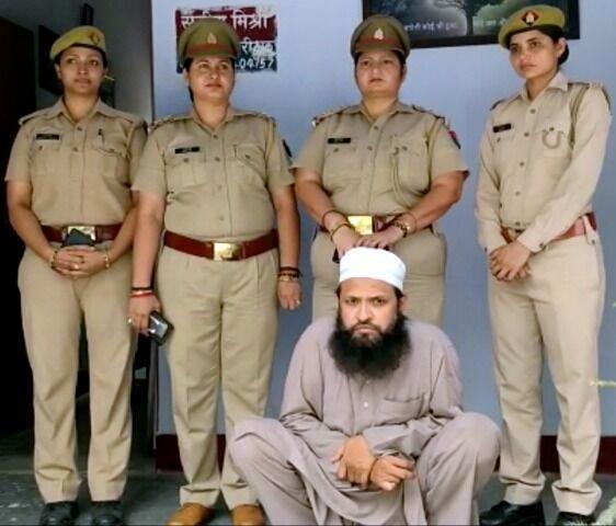 अलीगढ़ मुस्लिम यूनिवर्सिटी में मौलवी ने किया नाबालिग के साथ दुष्कर्म