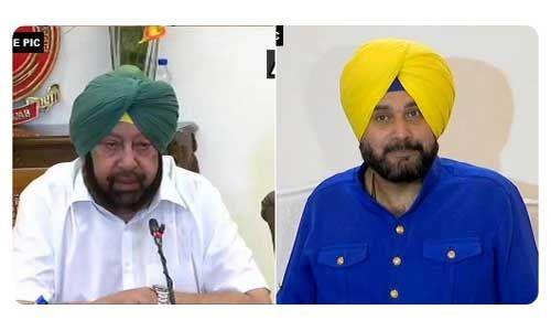 मुख्यमंत्री ने सिद्धू का इस्तीफा मंजूर कर राज्यपाल को भेजा