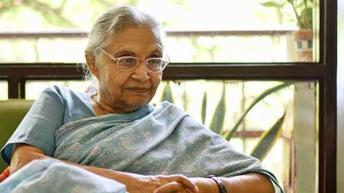 ऐसा रहा है शीला दीक्षित का राजनीतिक सफर