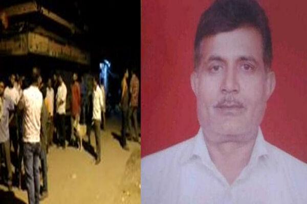 उत्तर प्रदेश में बदमाशों ने गोली मारकर की बीजेपी नेता की हत्या, थानाधिकारी सस्पेंड