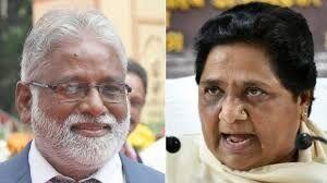 धनबल का इस्तेमाल करके गिराई गई कर्नाटक की सरकार: मायावती