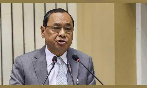 मुख्य न्यायाधीश गोगोई ने रजिस्ट्री के कामकाज पर जताई नाराजगी
