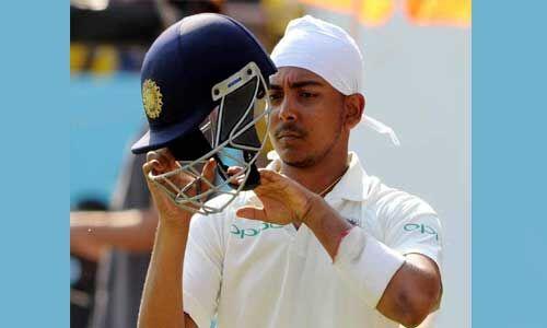 बीसीसीआई ने युवा बल्लेबाज को डोपिंग नियमों के उल्लंघन करने पर किया निलंबित