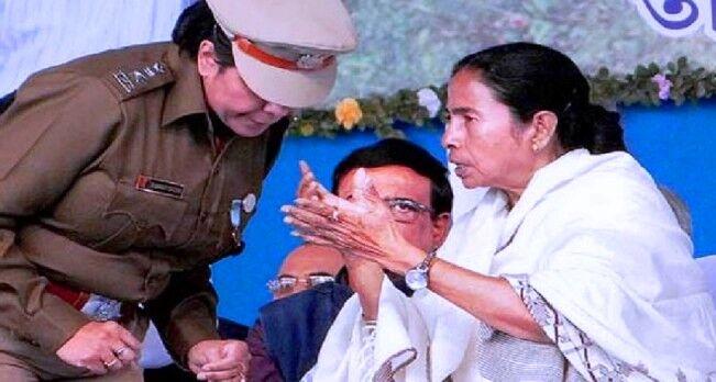 भारती घोष ने लौटाये ममता सरकार से मिले सभी पदक और सम्मान