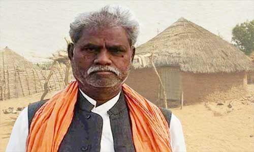 भाजपा विधायक सीताराम आदिवासी ने कांग्रेस पर लगाया बड़ा आरोप