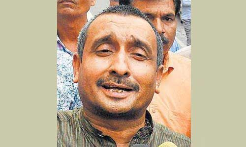 भाजपा का बड़ा फैसला, विधायक कुलदीप सिंह सेंगर को पार्टी से निकाला