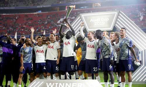 ऑडी कप 2019 का खिताब टॉटेनहम हॉटस्पर ने जीता