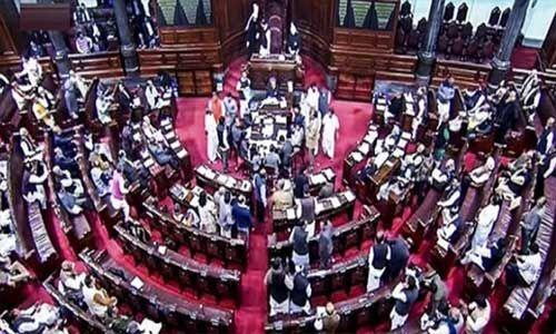भारतीय चिकित्सा आयोग विधेयक राज्यसभा में पारित