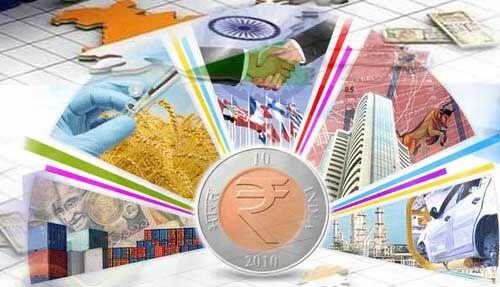 अर्थव्यवस्था में भारत दो पायदान नीचे खिसका