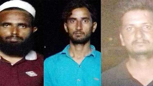 पाकिस्तानी जासूस रागिब, खालिद और मेहताब को हरियाणा पुलिस ने किया गिरफ्तार