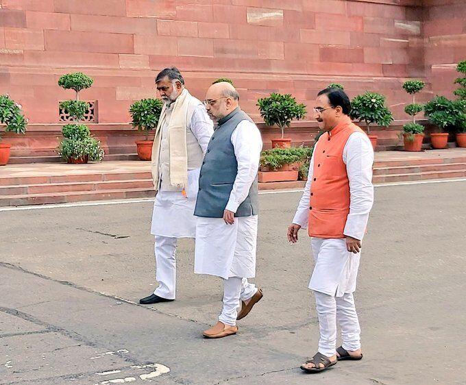 केंद्रीय गृहमंत्री अमित शाह ने जम्मू-कश्मीर के हालात पर की उच्चस्तरीय वार्ता