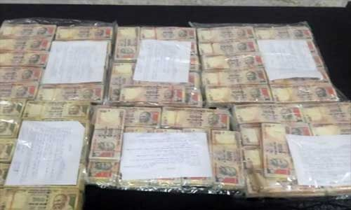 इंदौर क्राइम ब्रांच ने पकडे पुराने नोटों के साथ छह आरोपी
