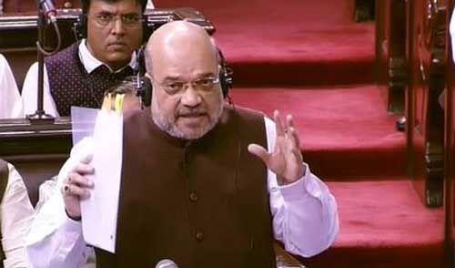 जम्मू-कश्मीर पर मोदी सरकार का ऐतिहासिक फैसला, अनुच्छेद 370 और 35ए हटाया, बना केंद्र शासित प्रदेश