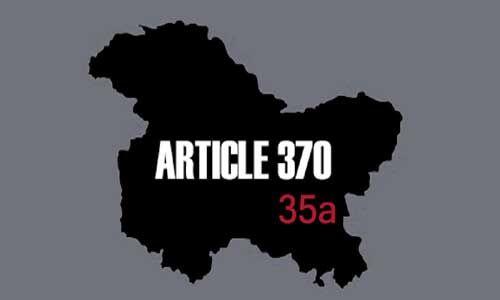 महाराष्ट्र में जम्मू-कश्मीर को केंद्र शासित राज्य घोषित किए जाने का जोरदार स्वागत
