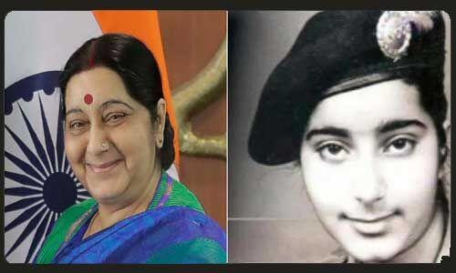 सुषमा स्वराज के निधन के बाद कवि कुमार विश्वास ने किया यह ट्वीट