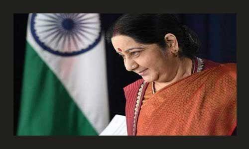 सुषमा स्वराज ने पाकिस्तानी समकक्ष सरताज अजीज को इस बात पर लगाई थी फटकार