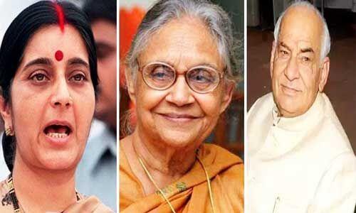 दिल्ली ने पिछले एक साल में खोए अपने तीन सीएम