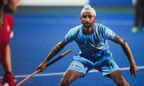 मनदीप सिंह ने कहा - ओलंपिक टेस्ट इवेंट के लिए युवा खिलाड़ी तैयार