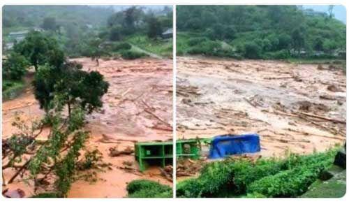 केरल में भारी बारिश से 25 की मौत, रविवार कोच्चि हवाई अड्डे पर परिचालन रोका