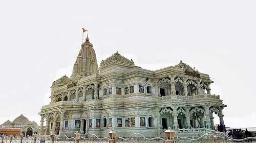 मथुरा में श्रीकृष्ण जन्म स्थान व प्रेम मंदिर को बम से उड़ाए जाने की धमकी पर बढ़ी सुरक्षा