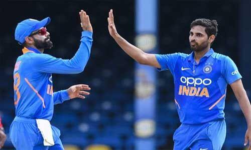 भारत ने वेस्ट इंडीज को 59 रनों से मात
