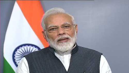 पीएम मोदी ने कहा - चंद्रमा की सतह पर विक्रम लेंडर का उतरना डॉ.विक्रम साराभाई को होगी विशेष श्रद्धांजलि